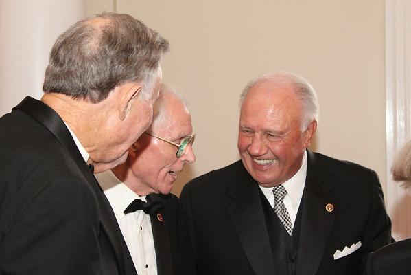 Past Presidents Dinner 2011