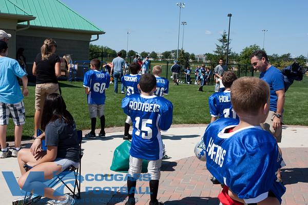 Pre Game 08/21/2011