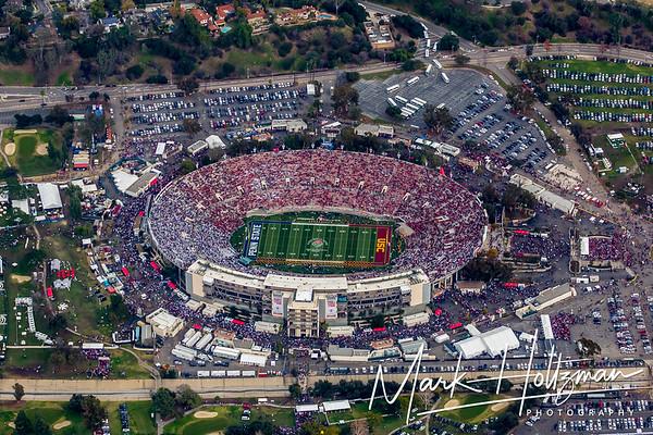 2017 Rose Bowl: Penn State vs USC