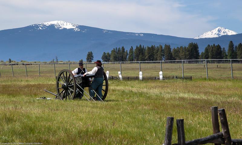 Fort Klamath