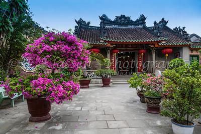 Hoi An, Phuoc Kien Pagoda