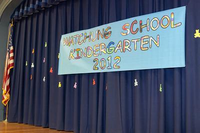 Nicholas' Kindergarten Graduation
