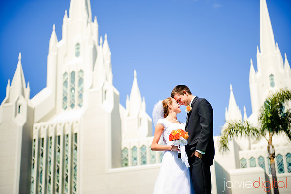 San Diego LDS Wedding (The Highlights Frist)
