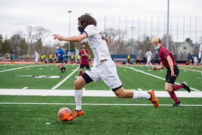 2021 Macalester Men Spring Soccer