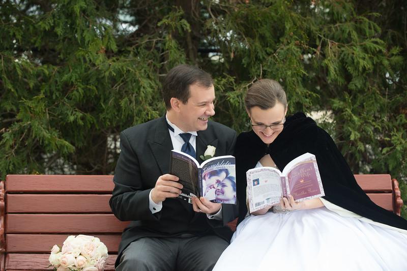 Elisabeth & Marcus' Wedding