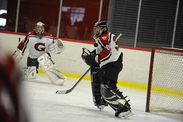 st sebs hockey v GA  last home game 2.19.2011