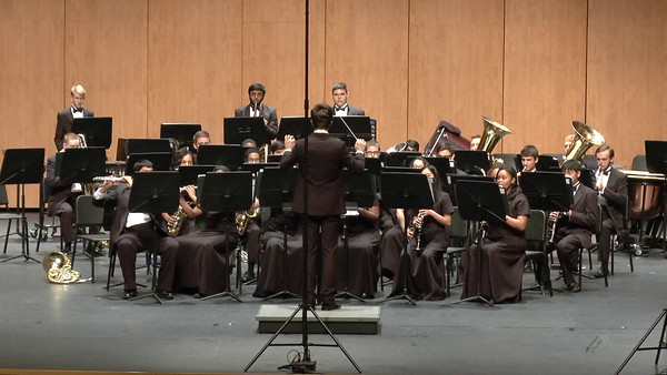 Concert Band UIL 4/20/2016