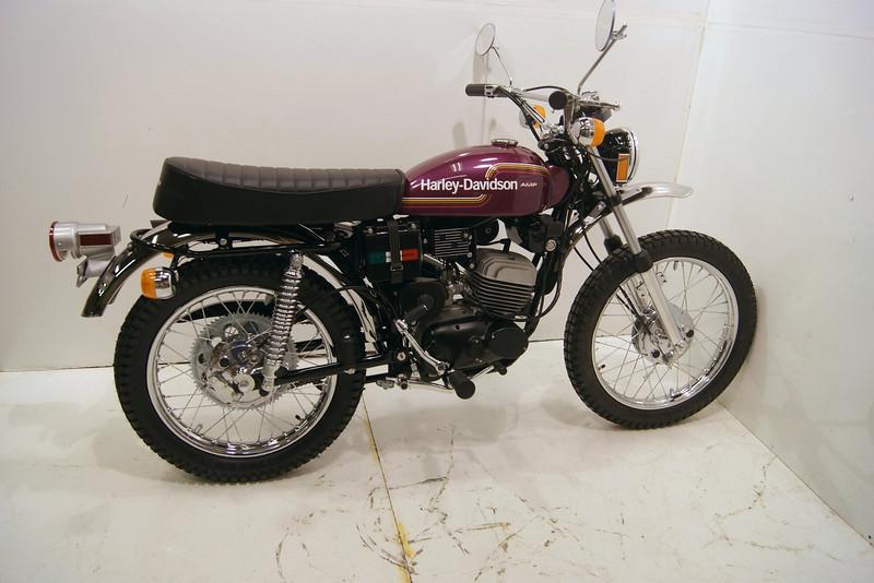 1975 HarleySX125 12-11 004.JPG