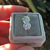 2.88ctw Old European Cut Diamond Pair, GIA I/VVS2 &  GIA H VS1 4