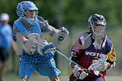 8/4/2013 - Bronze Medal Game - Western vs. Central - David W. Murphy Field, Onondaga Community College, Syracuse, NY