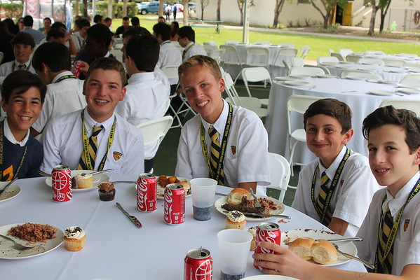 Class of 2020 - Churrasco Lunch