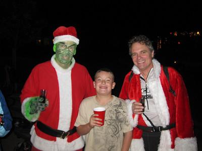 Christmas Ride 2010
