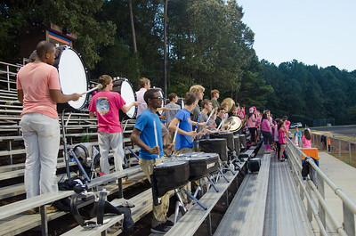 """Pink Out"" Soccer Game"