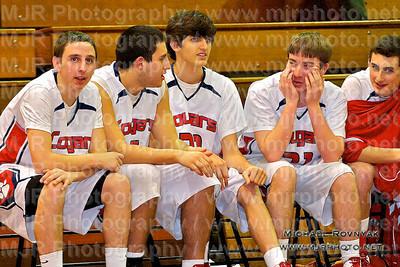 St John's Vs St Anthonys, Boys Varsity Basketball 02.11.11