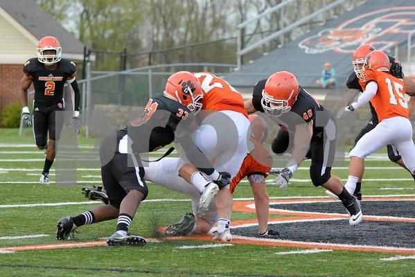 Orange and Black Spring Game 4-24-14