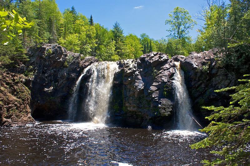 little Manitou Falls...Pattison State Park WI.