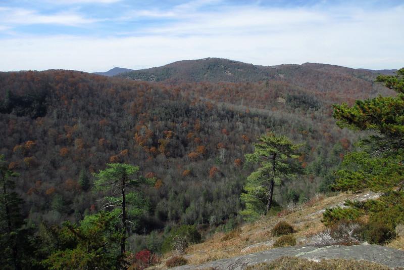 Big Green Mountain - 4,100'