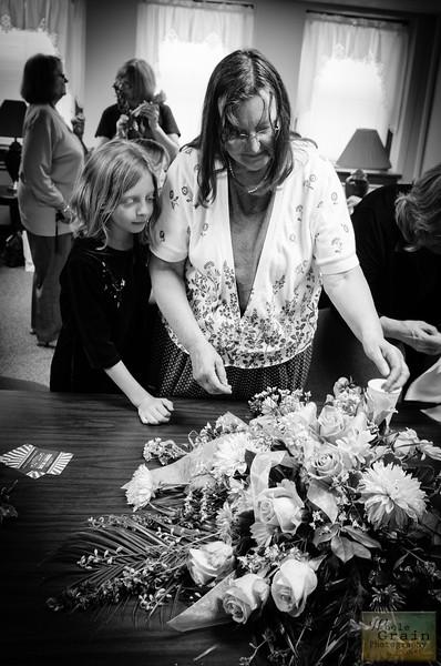 Cynthia Howe Funeral 2015