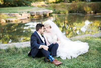 andrea + greg wedding