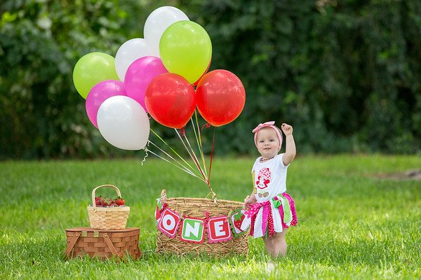 Gianna - One Year Old