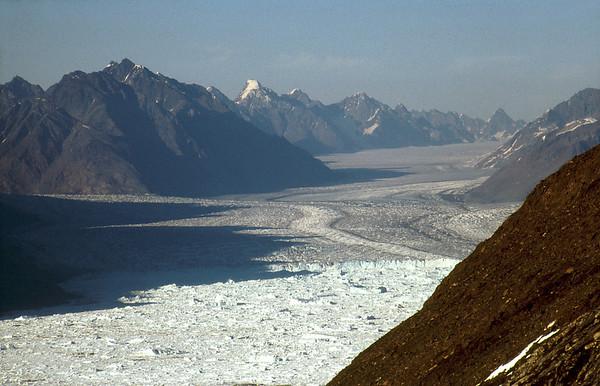 East Greenland's Sermilik Fjord
