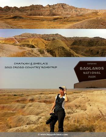 Chatkan & Sheila's 2012 Cross-country Roadtrip