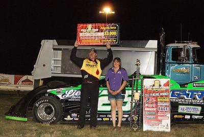 CJ 2012 Feature Wins