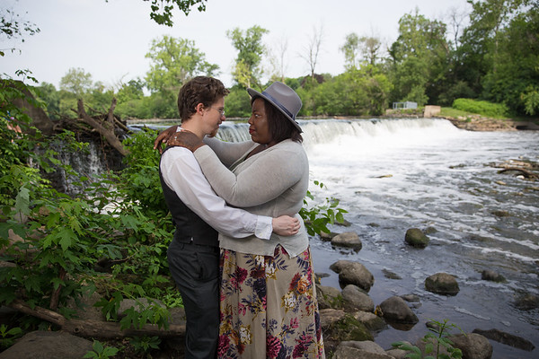 Engagement-Shawny & Adam
