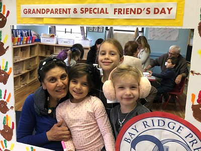 2018 Grandparents & Special Friends Day (K-2)