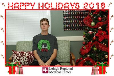 Lehigh Regional Medical Center Holiday 2018