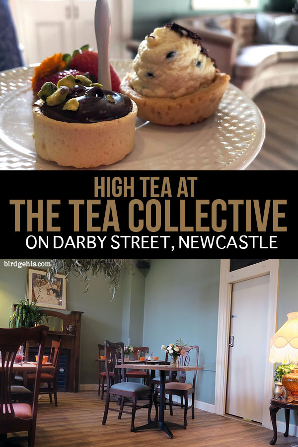 Newcastle and the Hunter Valley have lots of great options for High Teas. One of the best is at The Tea Collective on Darby Street / #Australia / Food / Luxury Travel / High Tea / Afternoon Tea / #VisitNewSouthWales / #VisitNewcastleAU /