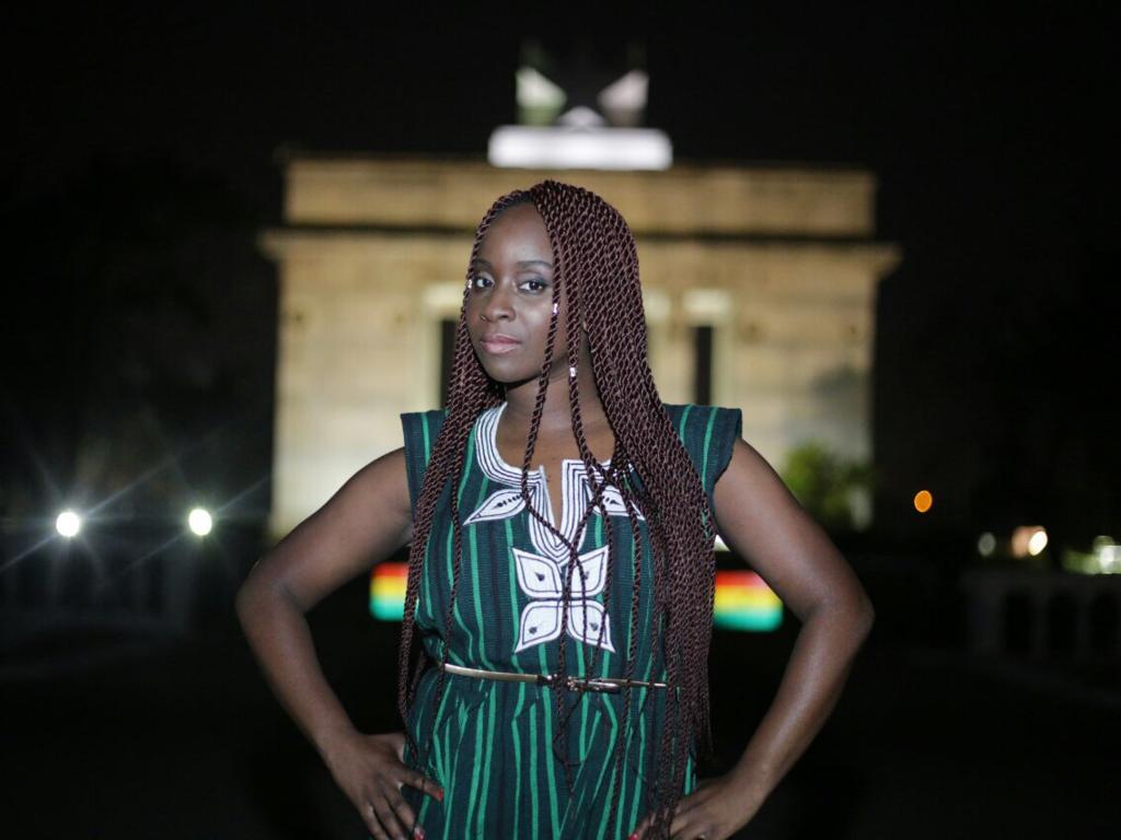 Effie Nkrumah, 2017
