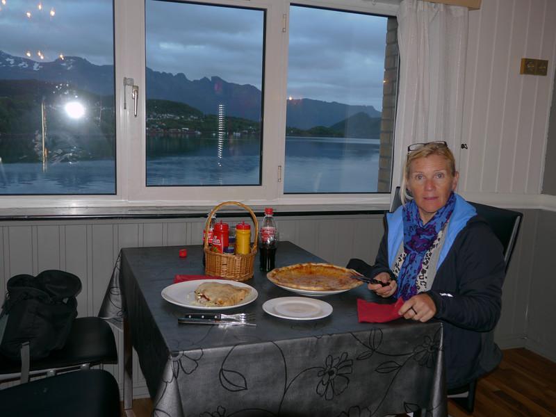 auf der Küstenstrasse von Mo I Rana nach Bodø / @RobAng 2012 / Djupvik, Ørnes, Nordland, NOR, Norwegen, 200 m ü/M, 06.09.2012 20:06:38