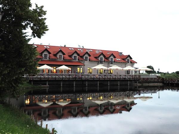Pałac Mortęgi - Hotel, 2017