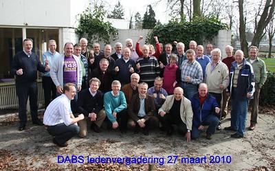 2010-0327 DABS ledenvergadering
