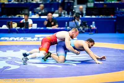97 kg/213.75 lbs. - Kyle Snyder, Columbus, Ohio (Titan Mercury WC/Ohio RTC)