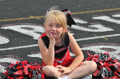 Izzy Cheerleading