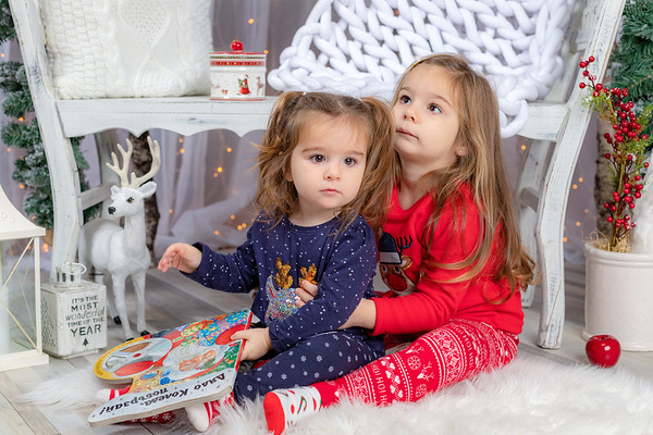 Евгения и Кристиана Коледа 2020