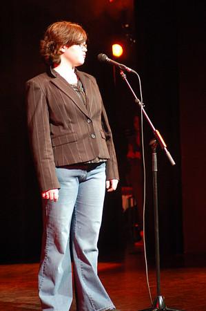 Abby Idol 2007