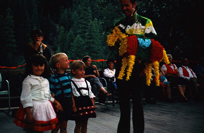 1970 Family camp