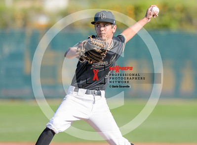 Baseball 2018 Perry vs Queen Creek