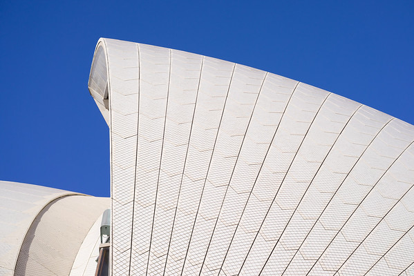 Sydney Opera House Close Up