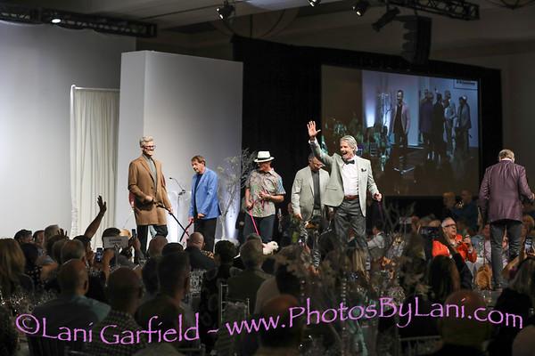 Men of the Desert Fashion Show for Animal Samaritans 12/2/18