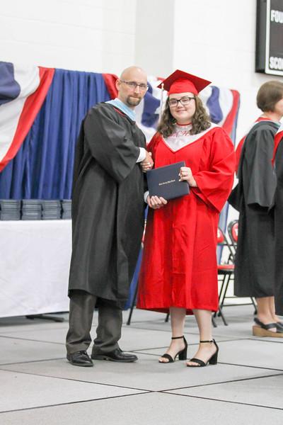 2019 GCHS graduation orders