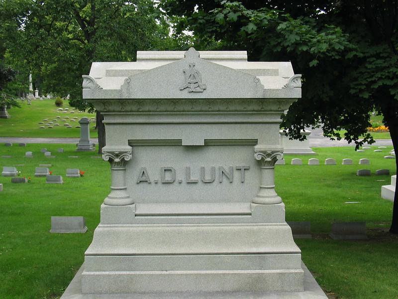 A. D. Lunt