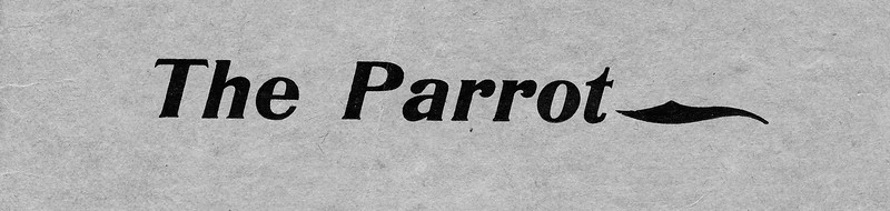 The Parrot - Fortuna ND 1925 - 1926