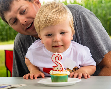 Aden Turns Two