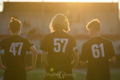 Tualatin HS Boys Varsity Soccer vs Jesuit