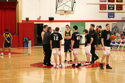 Boys Freshman Basketball - 1/15/2009 Orchard View