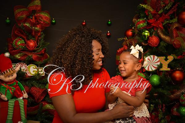 Shaketha Fontenette Christmas 2015
